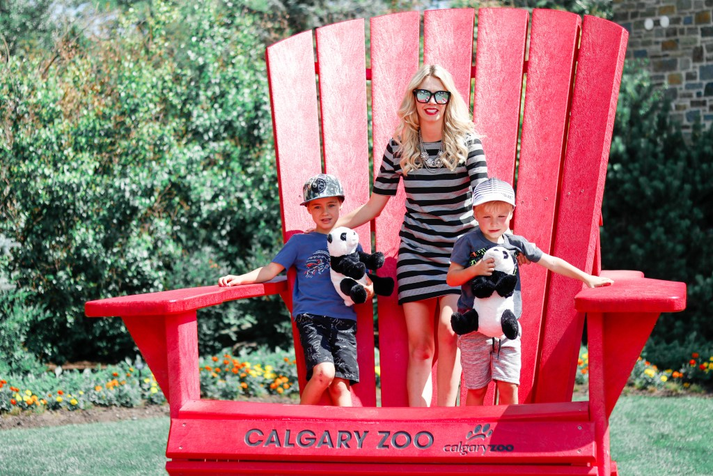Calgary Zoo Project Panda - how to use AIR MILES to get tickets to great attractions this summer!