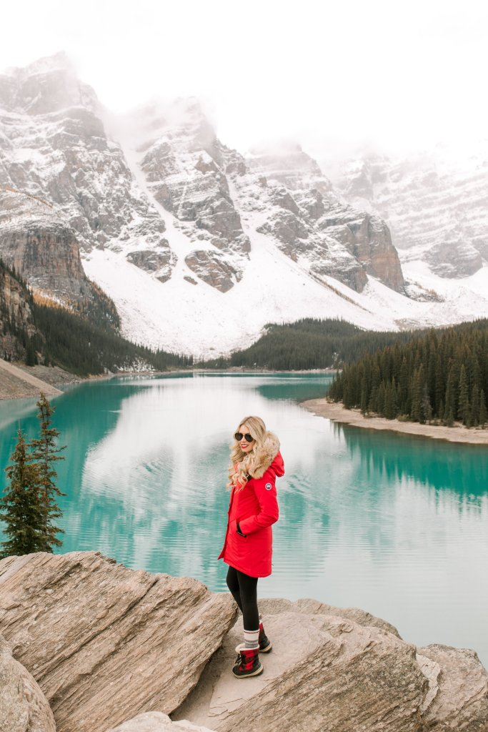 Bucket List Travel Destination: Moraine Lake, Alberta, Canada -photography tips, where and when to visit!