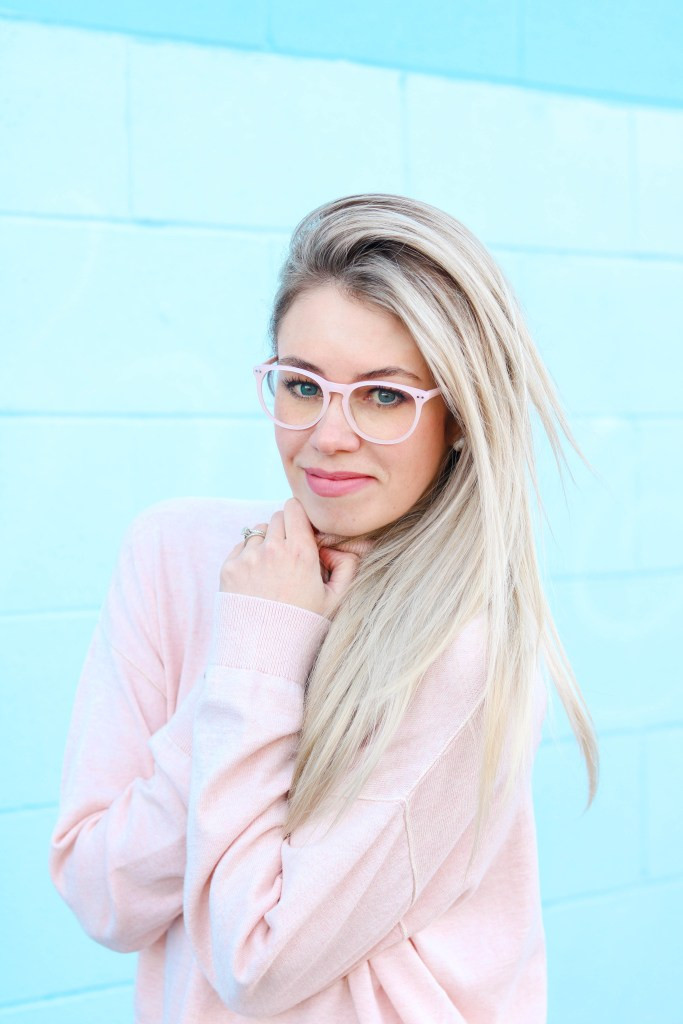 EyeBuyDirect Prescription Glasses Try-on