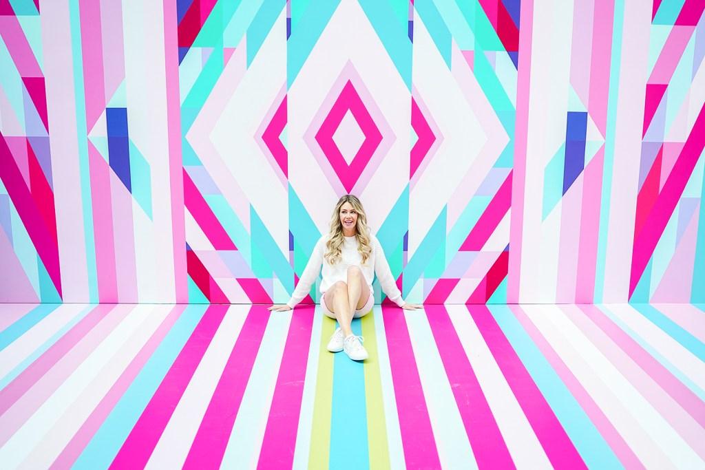 Instagram Walls in Calgary, Alberta - Michelle Hoogveld in Southcentre Mall