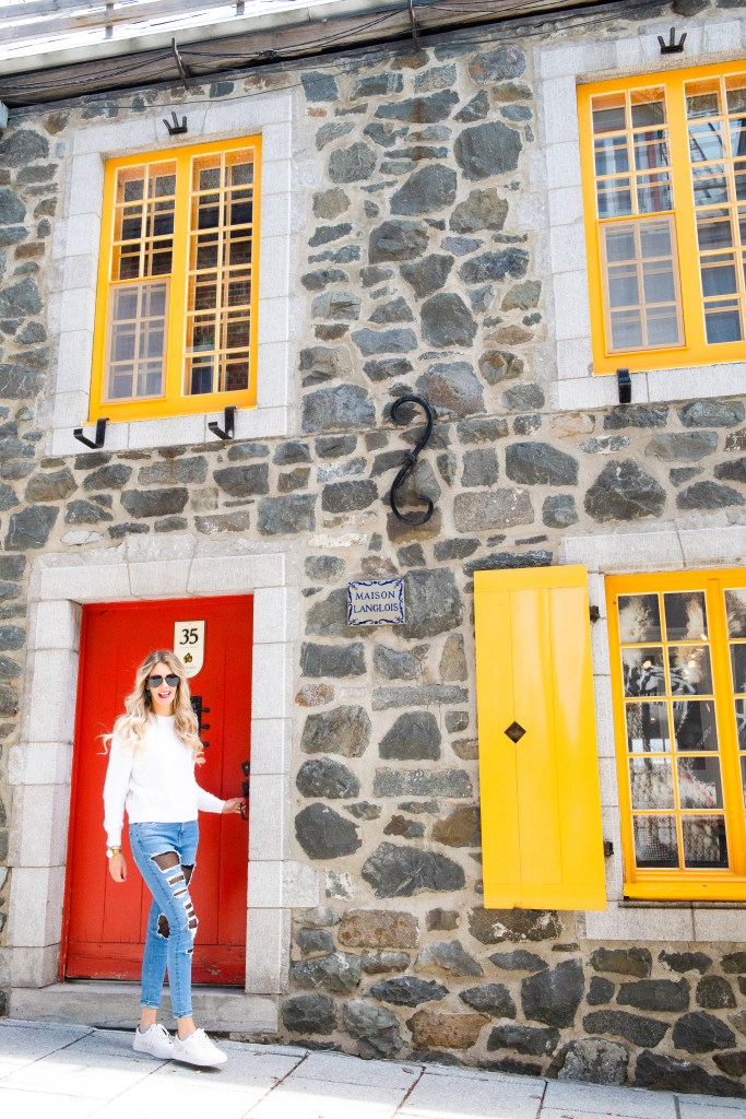 Where to Instagram in Quebec City