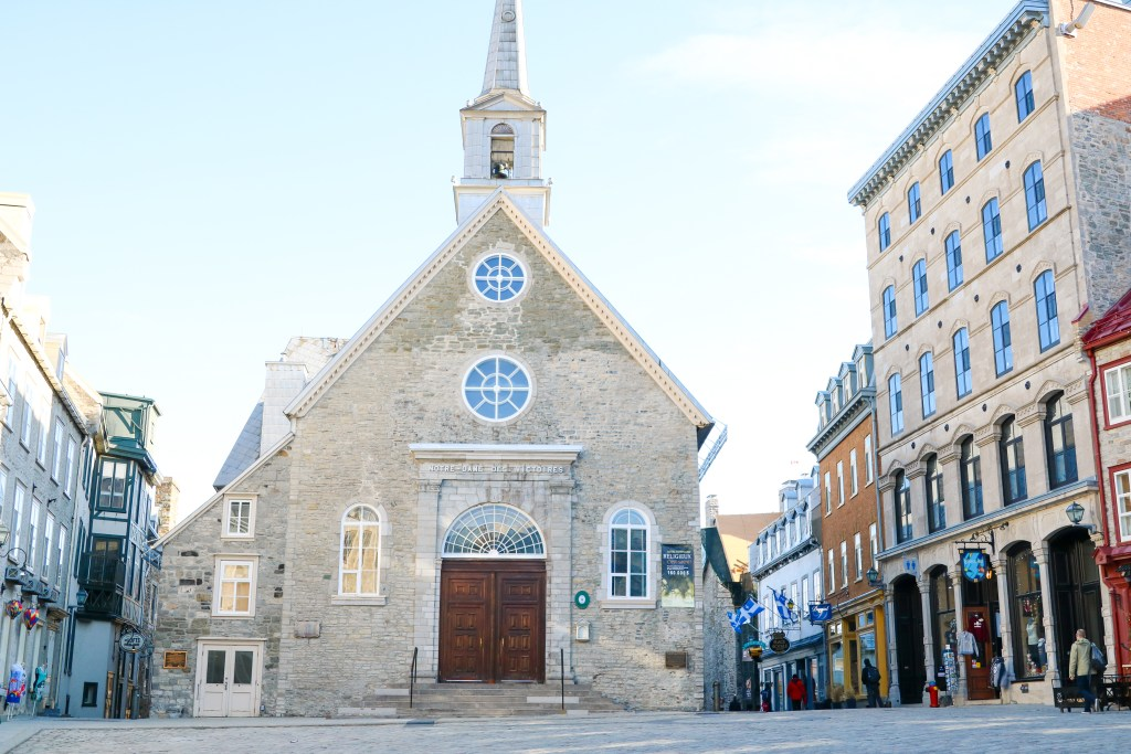 Travel Quebec City: What to do in Old Quebec