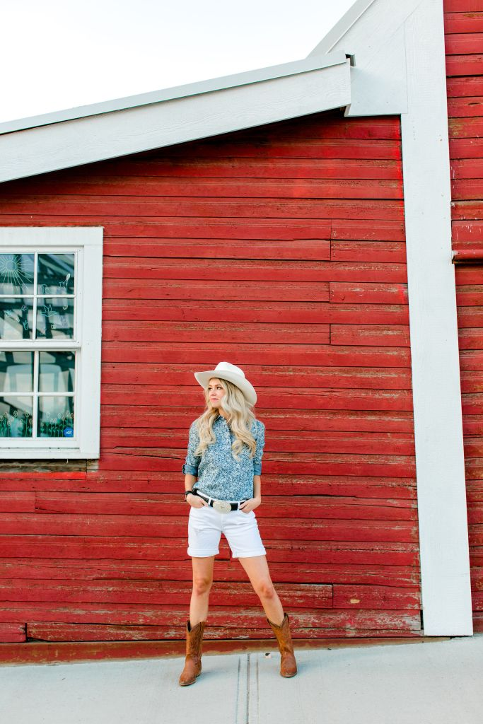 Calgary Stampede 2019 - cowgirl outfit ideas and inspiration #fashion #ootd #calgarystampede #style