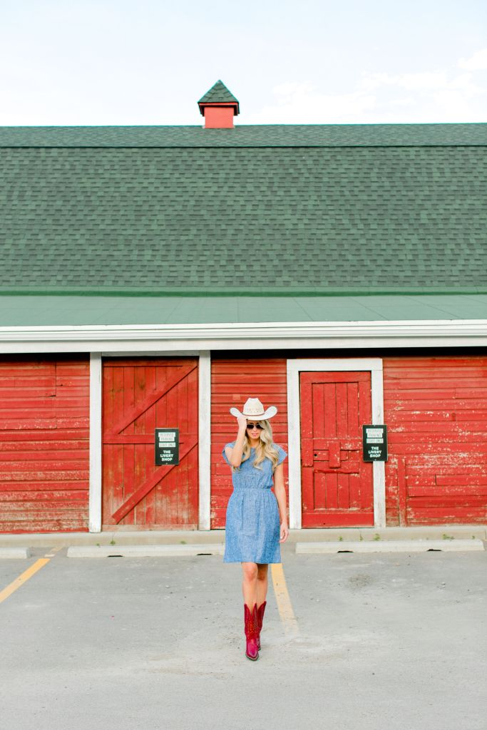 Cowgirl outfit ideas and inspiration - affordable and cute fashion outfits