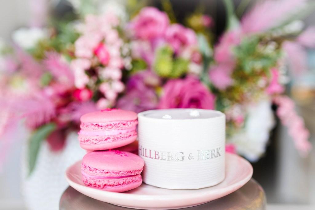 Finesse Desserts and Hillberg & Berk