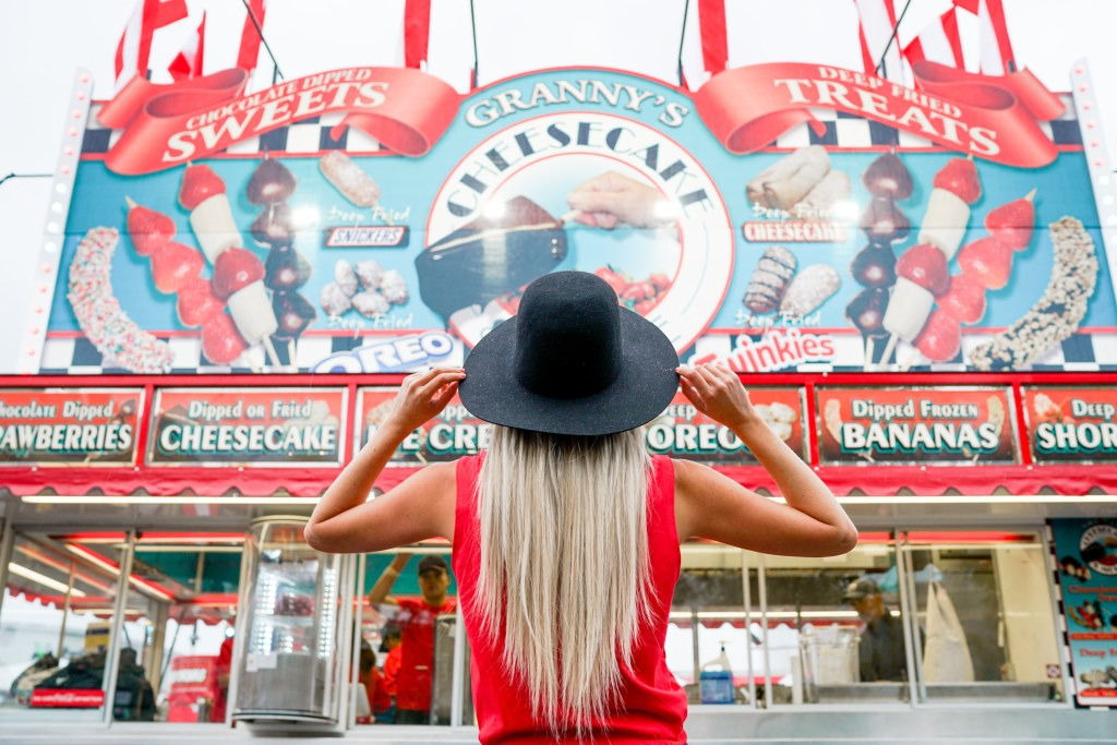 Calgary Stampede - festival outfit ideas
