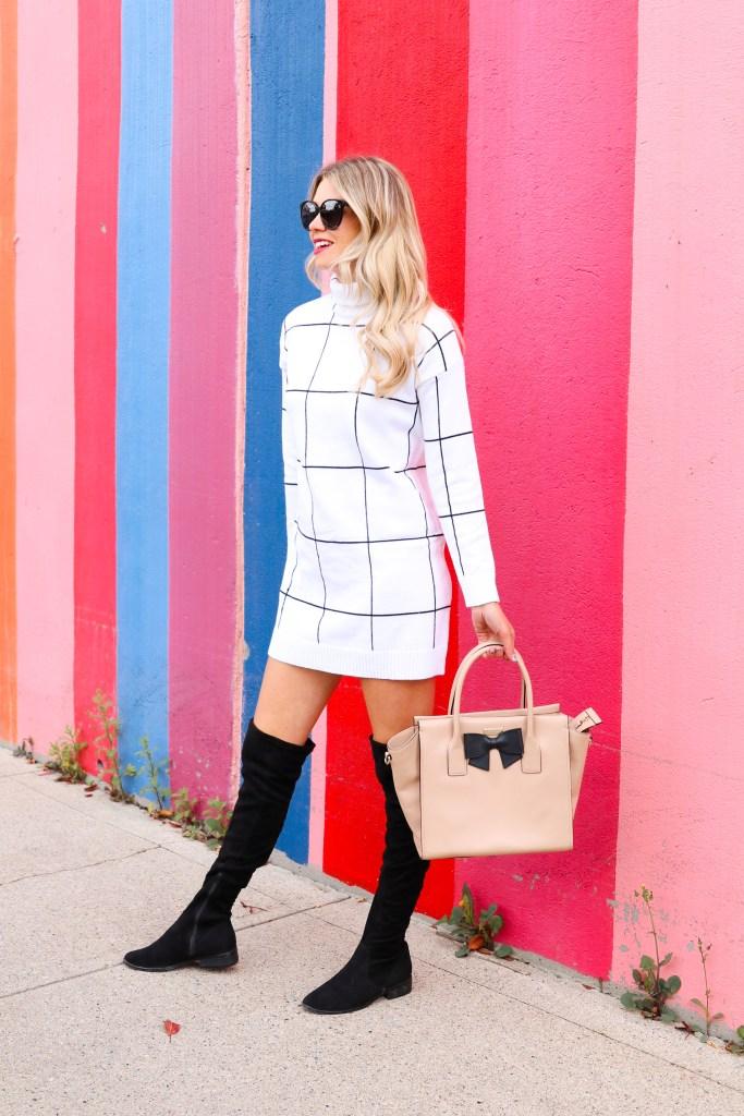 Chicwish white sweater