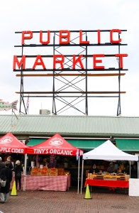 Pike Place Market Instagram Photo ideas - travel Seattle