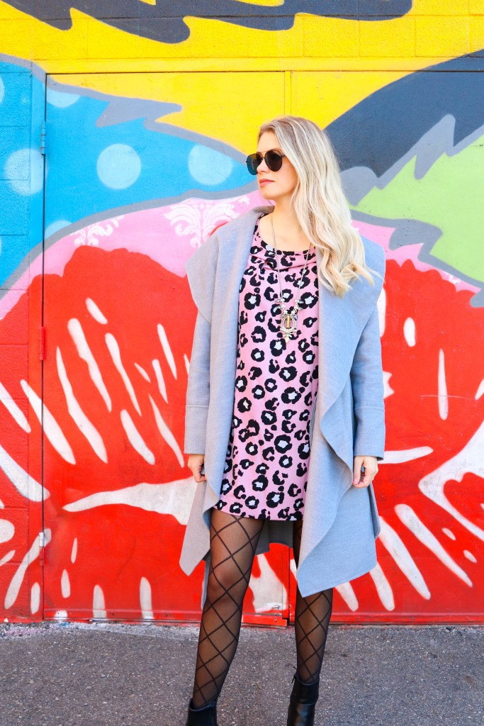 Richmark Label Building in Seattle - Instagram Wall Tour - Mural Art - Fall Fashion inspiration - ootd fall - fashion blogger - style inspo