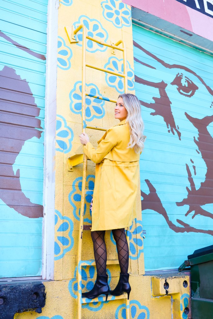 Instagrammable Walls in Seattle tour my Canadian Blogger Pursuing Pretty