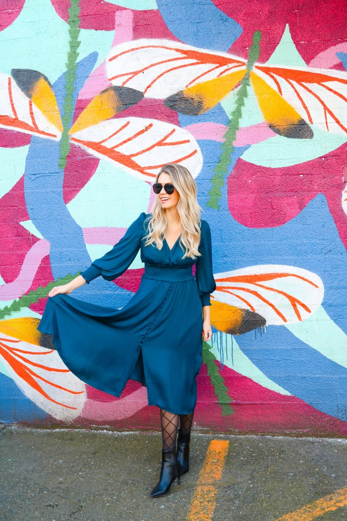 Fall fashion dresses from Ever New Melbourne - Evie Dress- Fashion - Style Inspiration - outfit ideas - ootd