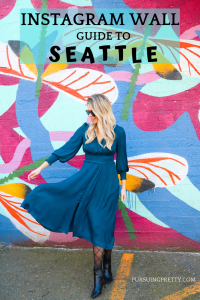 Find the best Instagrammable Walls in Seattle - complete guide with map - Instagram murals in Seattle - #instagram #photography #travel #seattle #washington #instagrammable