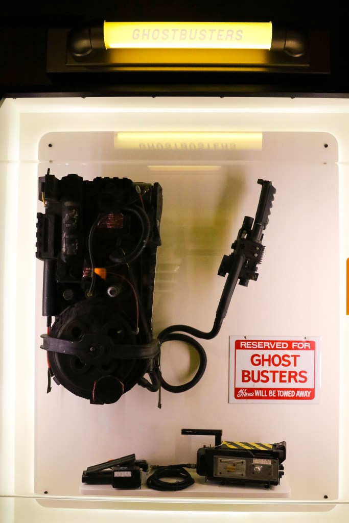 Ghostbusters at Museum of Popculture