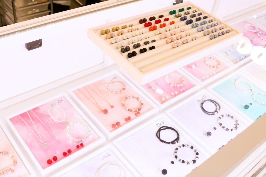 Trendy Gift Ideas for 2019 - Hillberg & Berk Sparkle Ball earrings - kiosk in Southcentre Mall