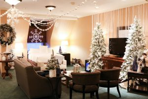 Santa Suites at the Fairmont Banff Springs - Christmas at the Castle - Rocky Mountain travel in Canada