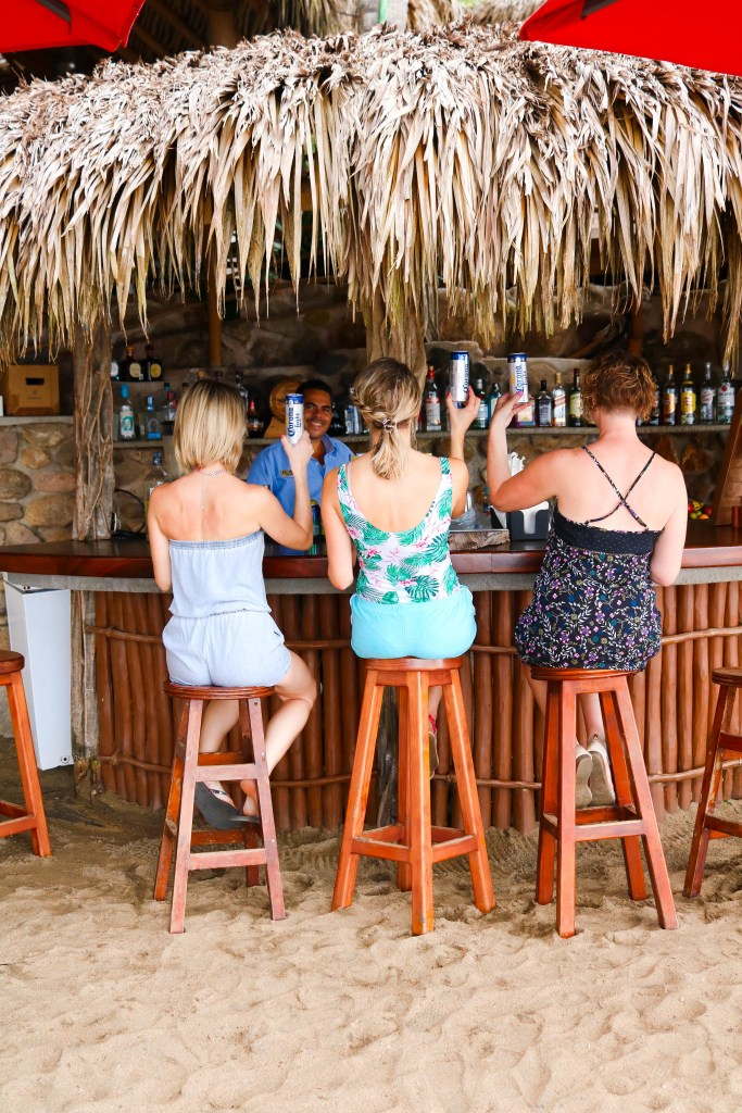 Bachelor in Paradise Beach Bar - Wells Bar