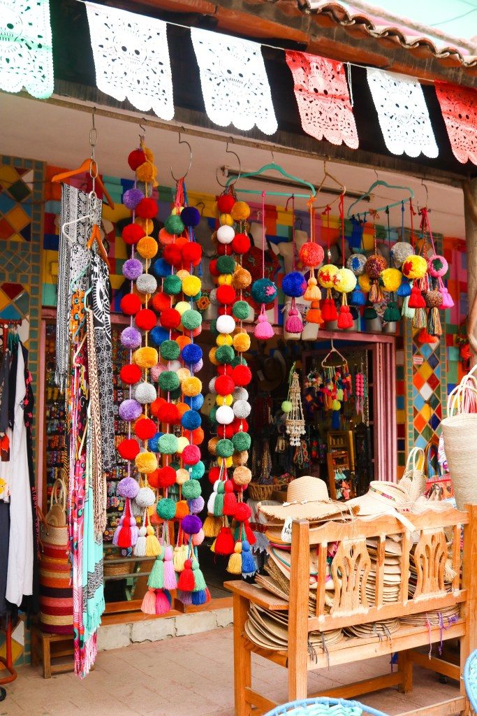 Things to do in Sayulita, Mexico - colour and culture in Nayarit