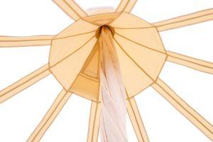 Lavish Canvas glamping tent