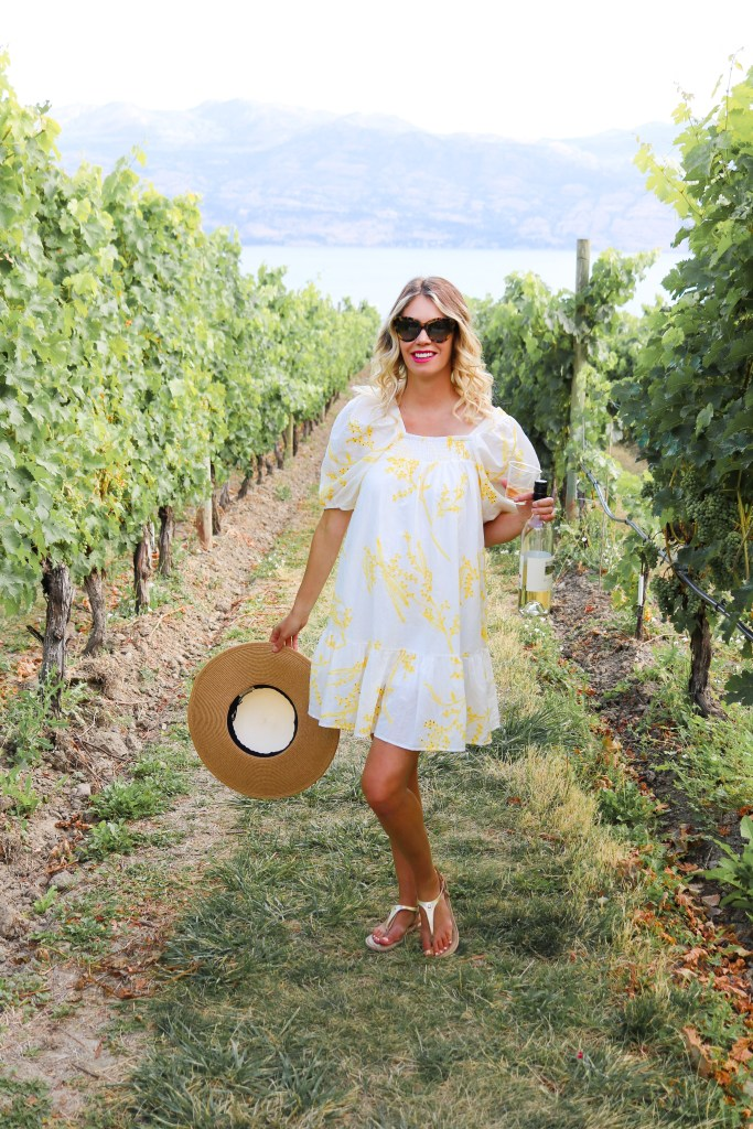 The Most Instagrammable Wineries in Kelowna - #instagramtravel #canada #canadian #kelowna #travelguide