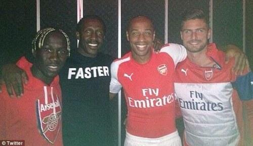 Henry Arsenal Puma