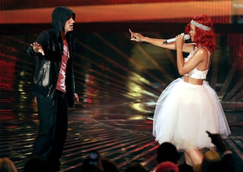 Eminem Rihanna The Monster Tour