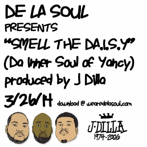 De La Soul - Smell The Daisy
