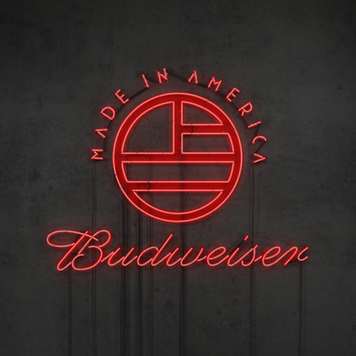 Budweiser Made In America - bmia
