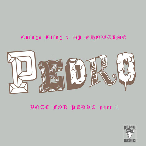 Chingo Bling Vote For Pedro