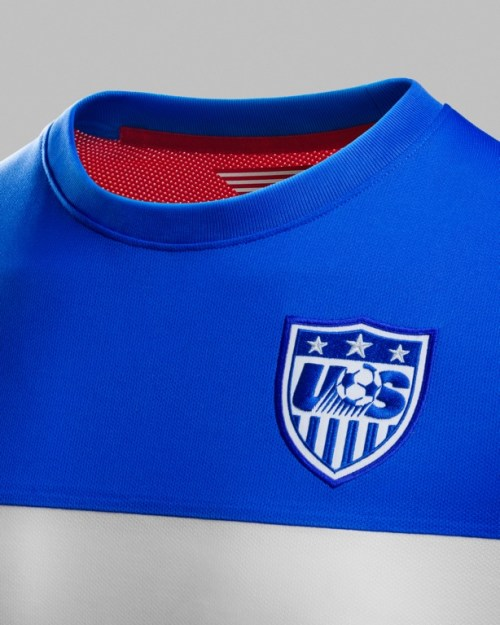 US Away Kit 2014