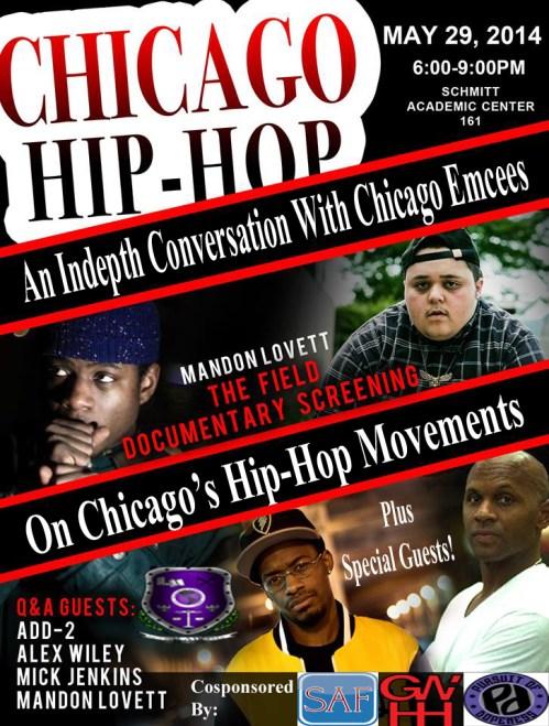 New HipHop Flyer