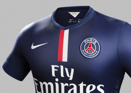 PSG Home Kit 2014-15 1
