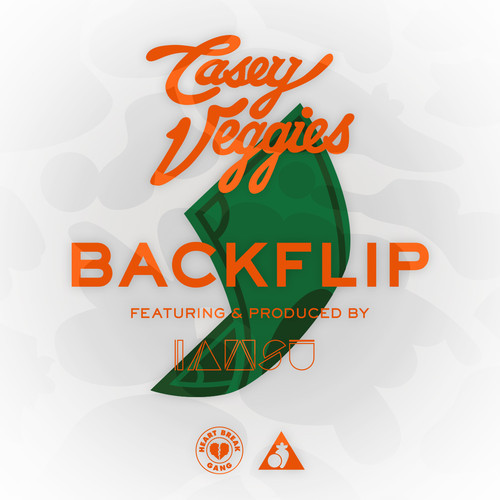 Casey Veggies Backflip