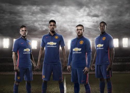 Manchester United 2014-15 Third Kit
