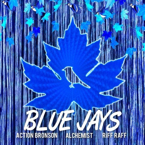 Action Bronson RiFF Raff Blue Jays