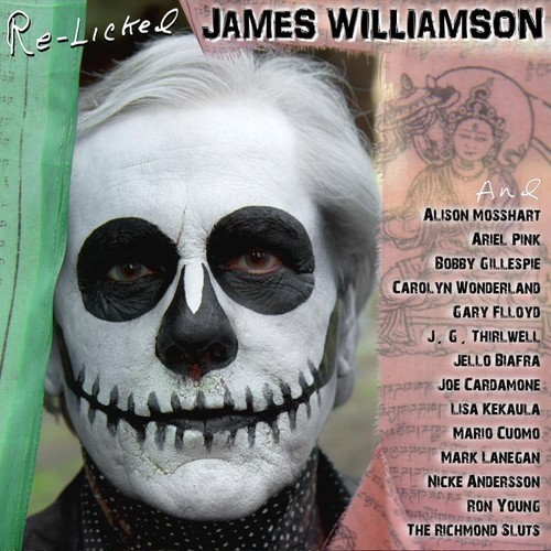 James Williamson - Relicked