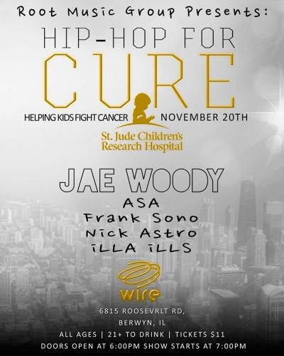 Hip Hop For Cure