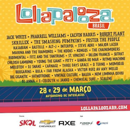 Lollapalooza Brasil 2015