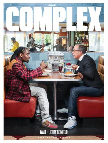Wale Jerry Seinfeld Complex