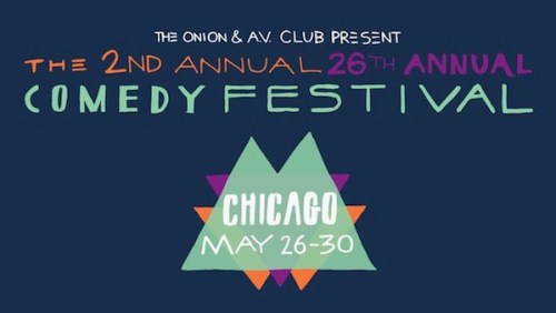 AV Club Onion ComedyFest