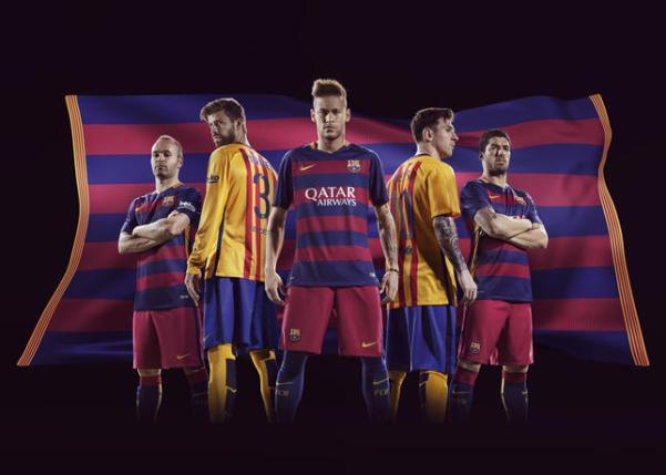 FC Barcelona 2015-16