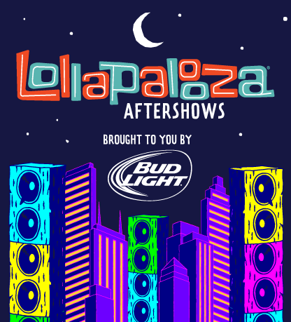 Lolla Aftershows 2015