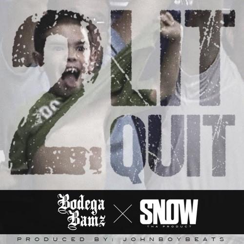 Bodega Bamz Snow Tha Product 2lit2Quit
