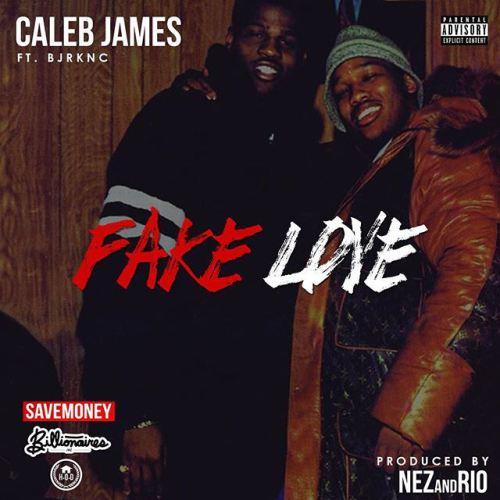 Caleb James Fake Love