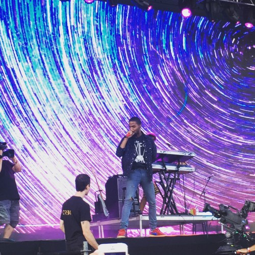 Kid Cudi Lollapalooza 2015