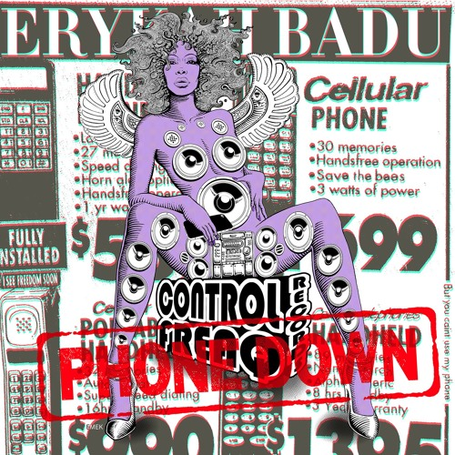 Erykah Badu - Phone Down