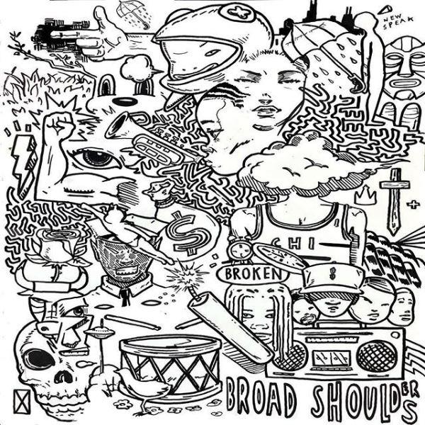 Taylor Bennett - Broad Shoulders