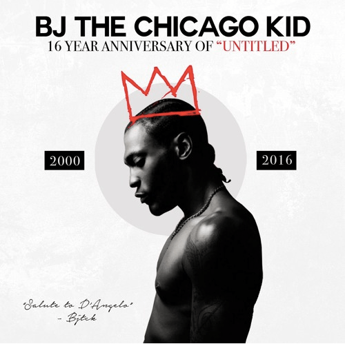 BJ The Chicago Kid DAngelo