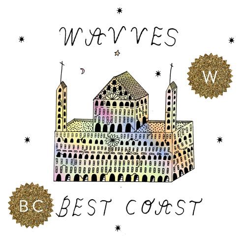Wavves Best Coast Ghost Ramp Monthly