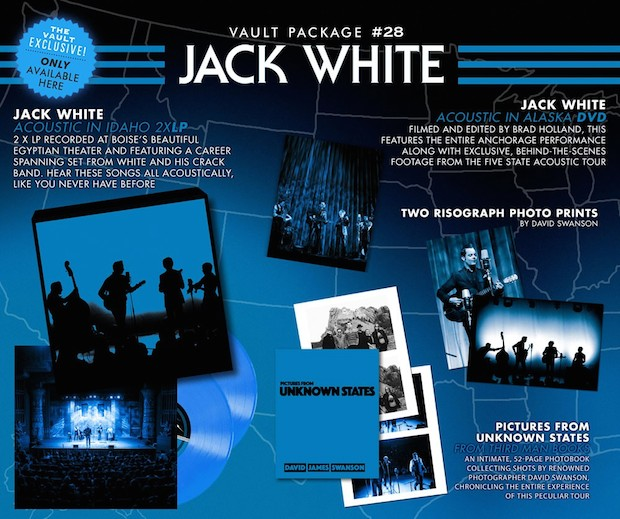 Jack White Acoustic Box Set