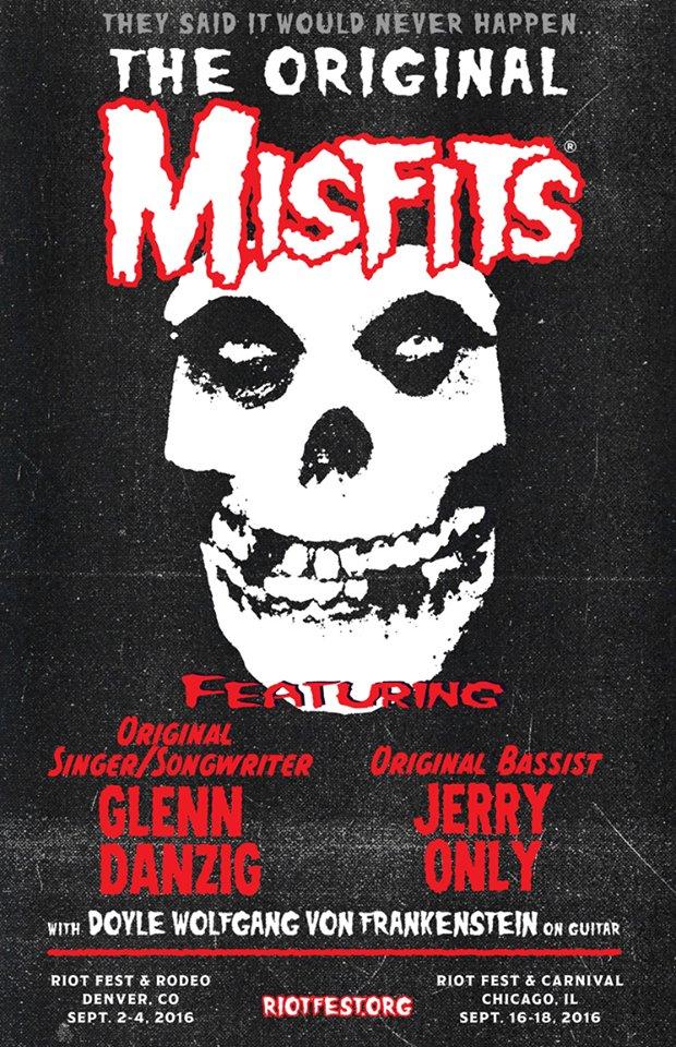 Misfits 2016 Reunion